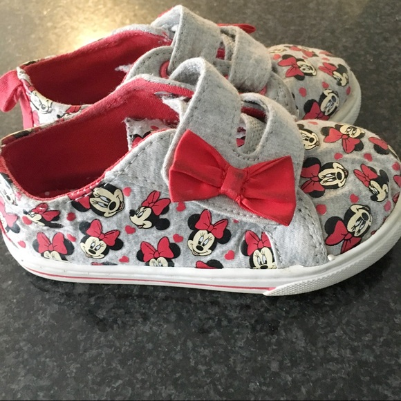 Disney Minnie Mouse Sneakers Toddler